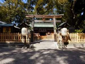 名古屋市中村区 豊國神社