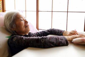 成年後見と家族信託を考える祖母