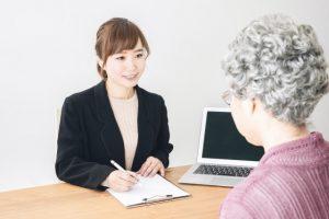 家族信託を説明する司法書士
