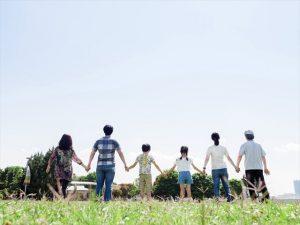 家族信託を相談する三世代家族